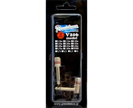 PROVIDENCE - V206 Slim Patch - 15cm L/L Câble