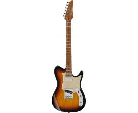 IBANEZ - AZS2209HTFB - Prestige Tri Fade Burst guitare électrique avec étui