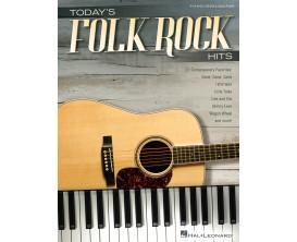Today's Folk Rock Hits (Recorded Versions Guitar) - Hal Leonard