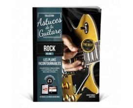 Astuces de la Guitare Rock Volume 1 (fichiers audio inclus) - D. Roux, L. Miqueu - Ed. Coup de Pouce