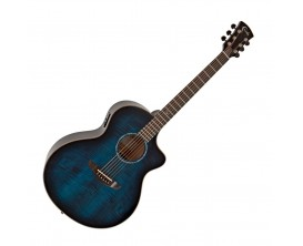 FAITH - FVBLM - Blue Moon Neptune Cutaway Electro Acoustic