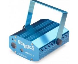 STAGG SLR LITE 16-2BL EU FIRE+TWINK/EFF.LASR RVJ+LED