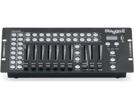 STAGG COMMANDOR 10-2 Console Lumières DMX 10 Canaux