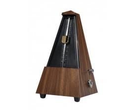 BOSTON BMM-100-WG - Métronome mécanique Grande Pyramide 40-208 bpm - Finition Bois