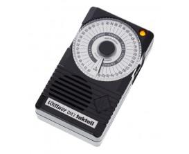 WITTNER QM2 TAKTELL BK - Métronome à crans, 40 à 208 bpm, son + lumière, sortie casque, Noir