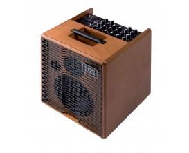 ACUS One-5T Wood - Ampli électro-acoustique 50w, 2 canaux, finition bois