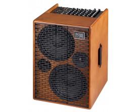 ACUS One-AD Wood - Ampli électro-acoustique 3 canaux 350w, finition bois