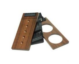 GEWA 415.318 Embase bois anti-dérapant pour pic de violoncelle