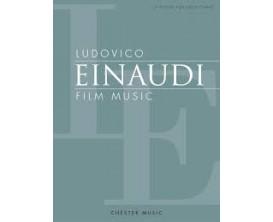 LIBRAIRIE - Ludovico Einaudi, Film Music - 17 pieces for solo pianos - Chester Music