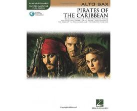 Pirates Of The Carribean (Alto Sax) - Hal Leonard