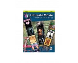 Ultimate Movie Instrumental Solos (Trompette avec CD) Level 2-3 - Alfred Publishing