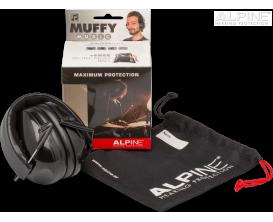 ALPINE Muffy Music - Casque de Protection auditive, taille adulte, tout instrument dont batterie, -25dB