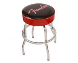FENDER 0990205020 - Tabouret Barstool 24 pouces, logo FENDER