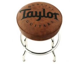 "TAYLOR 70202 -Tabouret Barstool 24"", logo Taylor, marron"