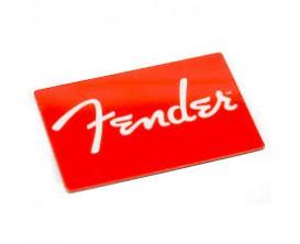 FENDER 9100244000 - Fender Red Logo Magnet