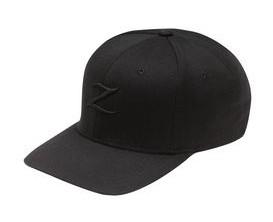 ZILDJIAN Baseball Cap BK - Casquette baseball, Flexfit, Noire, logo noir