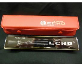 HOHNER M240901 Echo 40 Trémolo C (Do), 40 notes, sommier: érable