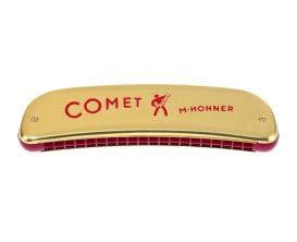 HOHNER M250401 Comet 40 C (Do) accordage octave