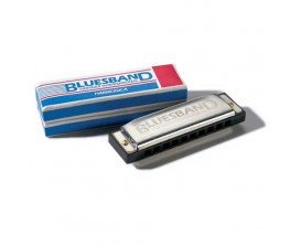 HOHNER M55901 Blues Band C (Do), 20 notes, sommier: plastique