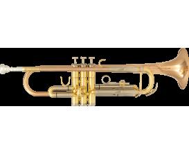 SML & CIE TP600 - Trompette Si Bemol Cuivre rose (avec étui sac à dos + embouchure)