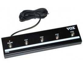VOX VFS5 Footswitch 5 switch (4 canaux + Bank)