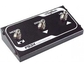 Digitech FS3X - Footswitch
