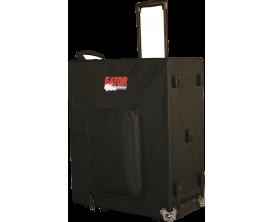 GATOR G212A - Etui / chariot à roulettes pour ampli combo 2x12