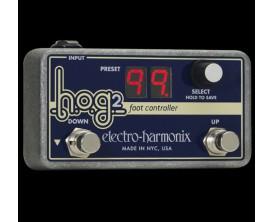 ELECTRO-HARMONIX Hog2 Foot Controller - Série XO