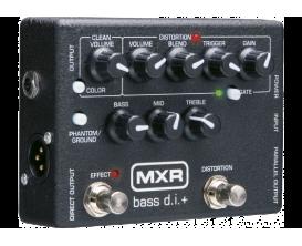 MXR M80 PREAMPLI BASS D.I+