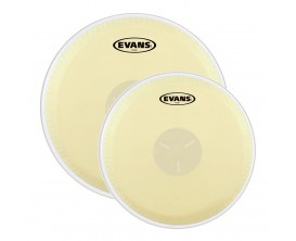 "EVANS EB0709 TRI-CENTER BONGO HEADS COMBO PACK (7"" & 8 1/2"")"