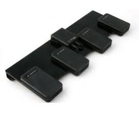 AIRTURN BT-105P - Transmetteur sans-fil Bluetooth en pédalier 4 switchs ATFS-2 *
