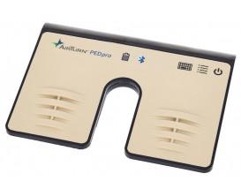 AIRTURN PED Pro - Transmetteur compact sans-fil Bluetooth Double Pedale pour ordinateur ou tablette