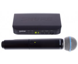 SHURE BLX24E/B58 - Professional Wireless Vocal Beta