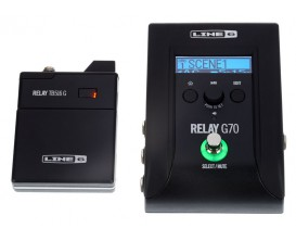 Line6 Relay G70 - Pro Wireless Guitar System