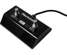 BLACKSTAR FS-11 - Footswitch 2 Voies pour amplis série ID Core