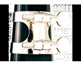 SML & CIE 334N Ligature métal nickelé Sax Alto