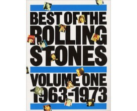 Rolling Stones - Best Of Volume One 1963-1973 - Music Sales