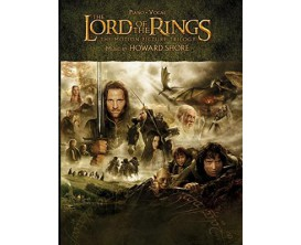 The Lord of the Rings The Motion Picture Trilogy (Piano, Vocal) - H. Shore - Alfred Publishing