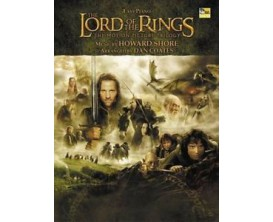The Lord of the Rings The Motion Picture Trilogy (Easy Piano) - H. Shore/D. Coates - Alfred Publishing