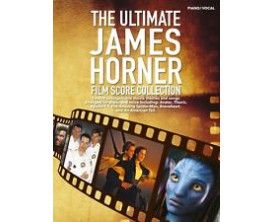 The Ultimate James Horner Film Score Collection - Wise Publications