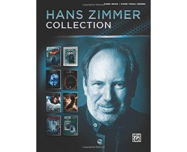 Hans Zimmer Collection (Piano Solo - Piano, Vocal, Chords) - Alfred Publishing