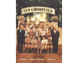 Les Choristes - Piano, Chant (Choeurs), Paroles - P. Beuscher