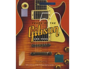 50 Years of Gibson - Tony Bacon - Backbeat Books - Hal Leonard