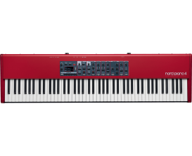 NORD Piano 4 - Piano de scène 88 notes toucher lourd