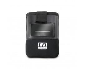 LD SYSTEMS BP POCKET 2 - Pochette de protection pour émetteur ceinture avec fenêtre écran
