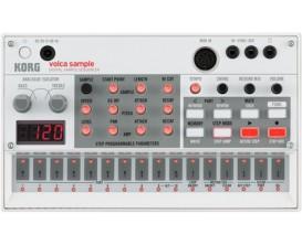 KORG Volca Sample - Sampler portable (Synchronisable série Volca)