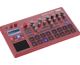 KORG Electribe 2S RD - Electribe 2 Sampler Red, new edition