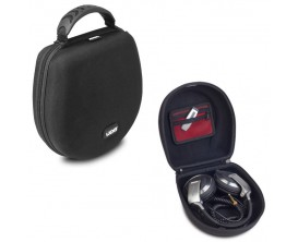 UDG U8200BL - Creator Headphone Hard Case Large Black - Etui pour casque, noir