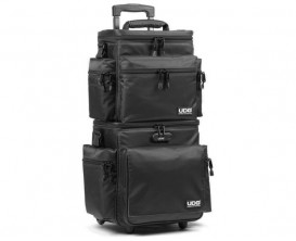 UDG U9679BL - Ultimate Slingbag Trolley Set Deluxe, Black