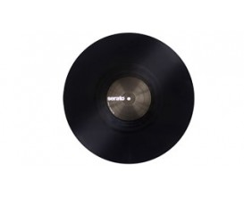 "SERATO Lot de 2 Vinyls 12"" Timecodés Black, Performance Serie"